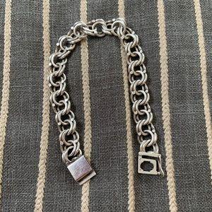 Sterling silver 925 bracelet,